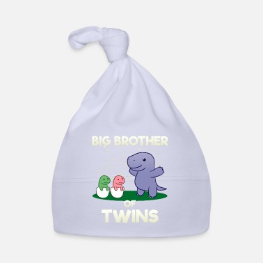 Brotherasurus Siblings brother Brothersaurus I gift - Baby Cap