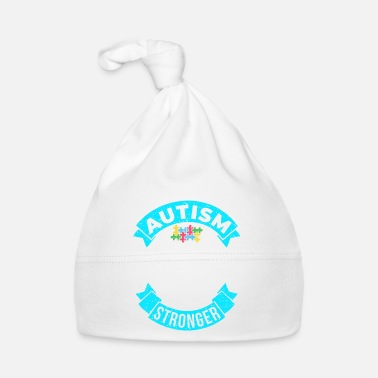 Aspergers Autism Father Asperger's Gift - Baby Cap