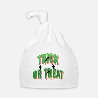 Trick Or Treat Halloween Trick or Treat Trick or Treat - Baby muts