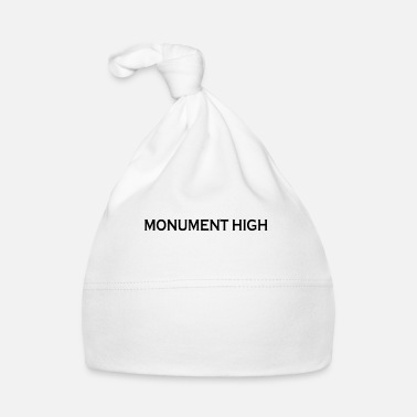 Monument monument high - Baby Cap