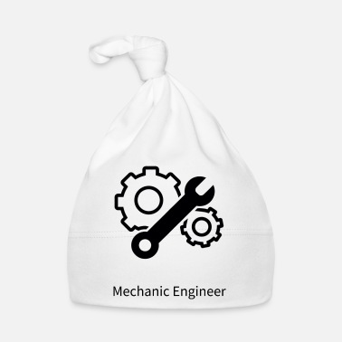 Mechanical Engineering Mechanic Engineer - Baby Cap