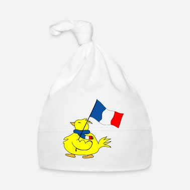 Fan France Drapeau fae9 - Gorro bebé
