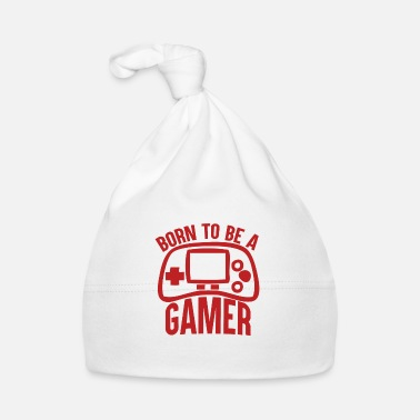 Gamer Gamer - Born to be a gamer - Baby Cap