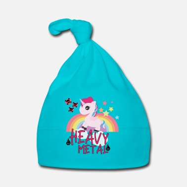 Heavy Metal Heavy Metal Unicorn Glitter Gift Horse - Babyhue
