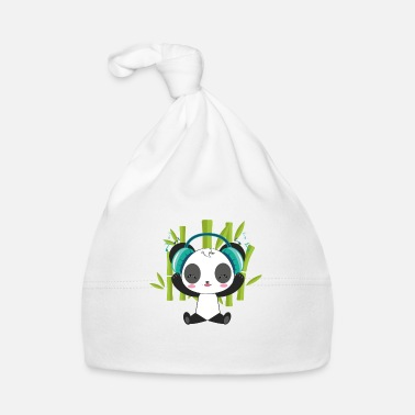 Snaps Panda K-Pop And Chill Panda Bear Korea Gift - Babymössa