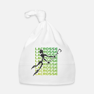 Lacrosse Player Lacrosse Player - Baby Cap
