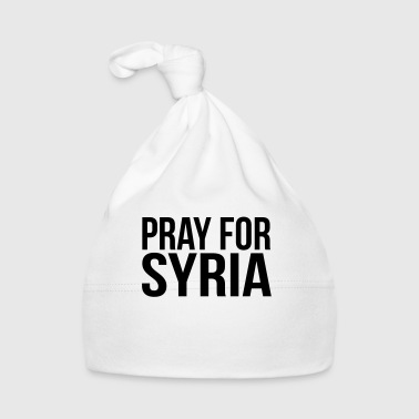 PRAY FOR SYRIA - Muts voor baby's