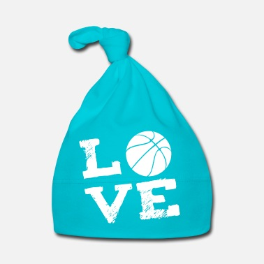 Basketball LOVE - Basketball - Muts voor baby's
