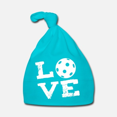 Hockey LOVE - veld hockey Indoor Hockey Floorball - Muts voor baby's