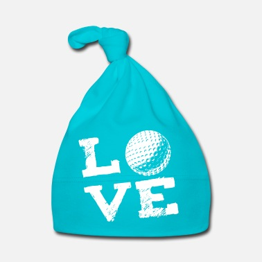 Golf LOVE - Golf - Gorro bebé
