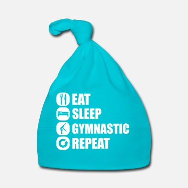 Exercice eat_sleep_gymnastic_repeat_4_1f - Bonnet Bébé