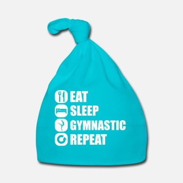 Modern eat_sleep_gymnastic_repeat_5_1f - Babyhue