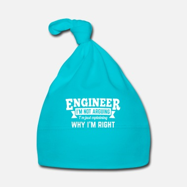 Spirit Engineer i'm not arguing why i'm right - Muts voor baby's