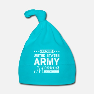 Style Proud United States Army Momma - Muts voor baby's