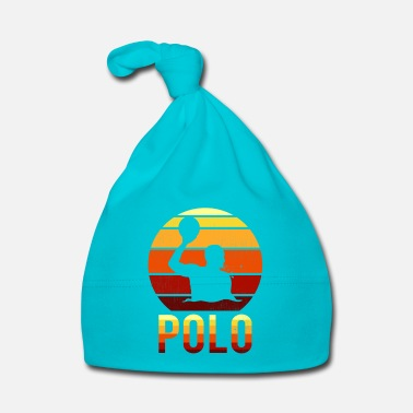 Water-polo Polo - water ball swimmer sport - Muts voor baby's
