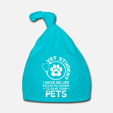 Pet Vet Student to save your Pets - Baby Cap