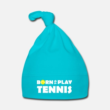 Palla Da Tennis Born to play Tennis - Cappellino neonato