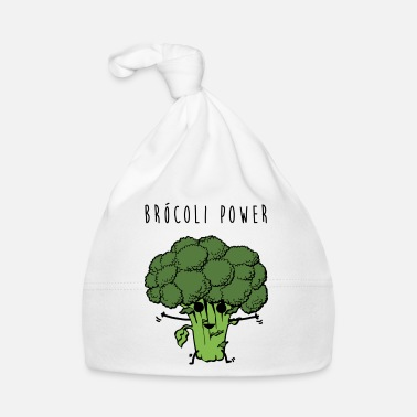 Brocoli Power - Baby Cap