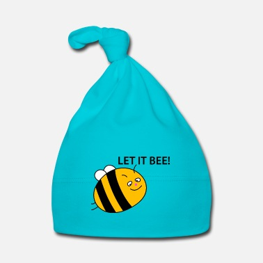 Funny Funny bee - Baby Cap