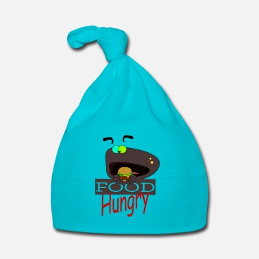 Hunger Eat hunger - Baby Cap