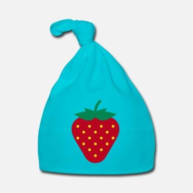 af6df4462e4 Fraise Fraise   Strawberry   Erdbeere   Fresa - Bonnet Bébé