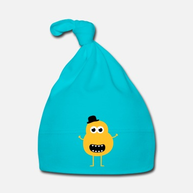 Sir Funny Vintage Monster - Gorro bebé