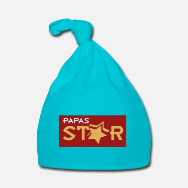 Super Papas-Star - Babymütze