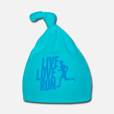Course À Pied Live love run - Bonnet Bébé