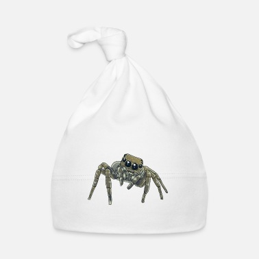 Phobia Horror spider insect phobia - Baby Cap