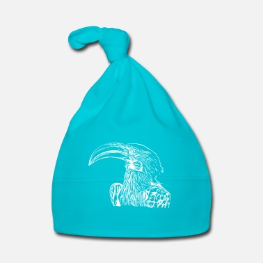 Beak Toko bird head beak - Baby Cap