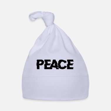 Global Peace PEACE / PEACE - Baby Cap