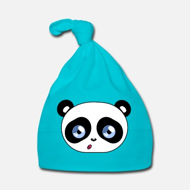 Beady Eyes Kawaii Panda Beady Eyes - Baby Cap