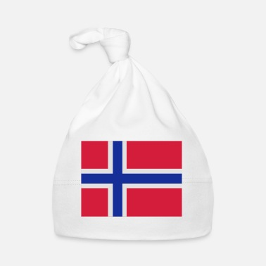 Norwegian Norwegian Flag - Baby Cap