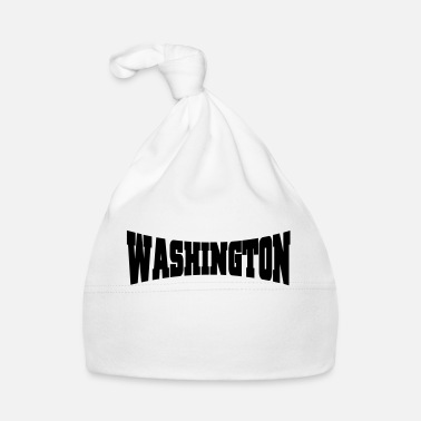 Washington Washington - Baby Cap