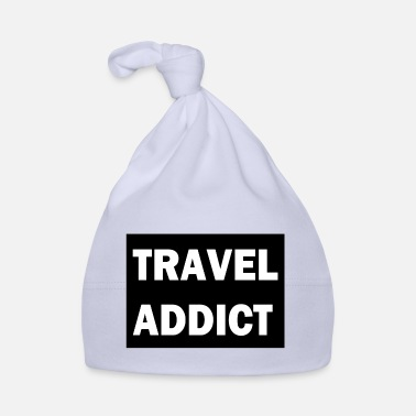 Travel Addict - Baby Cap