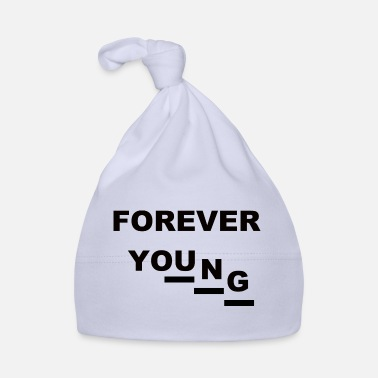Young Money Forever Young (1) - Babymütze