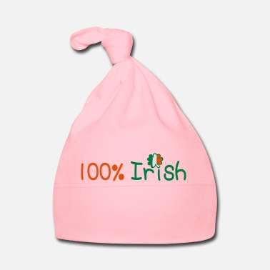 Calm Underwear ♥ټ☘Kiss Me I'm 100% Irish-Irish Rule☘ټ♥ - Baby Cap