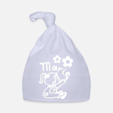 Naam Marie Baby Bib Spreadshirt
