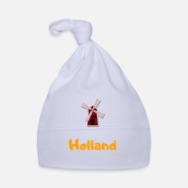 Holland Holland windmolen - Baby muts