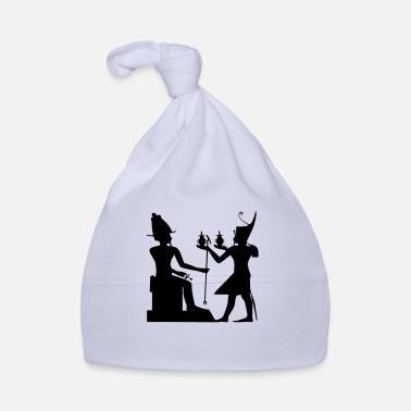 Pictograph Egyption God1 - Baby Cap