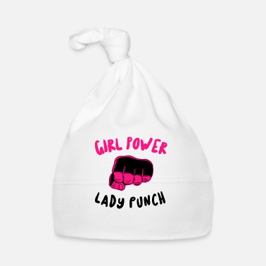 Punch Girl Power - Lady Punch - Punch - Baby muts