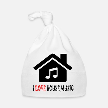 House House Music House-feesthemd - Baby muts