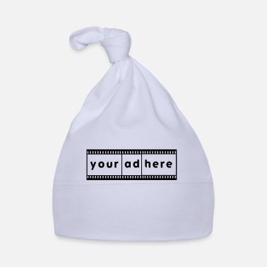 Advertising Space Your advertising marketing poster advertising gift - Baby Cap