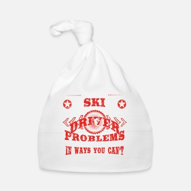 Ski Driver poison solve problems know SKI DRIVER - Baby Cap