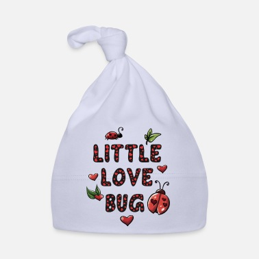 Bug Little Love Bug  - Baby Cap