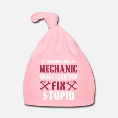 Car Mechanic mechanic job - Baby Cap