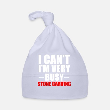 Stone Carving stone carving - Baby Cap