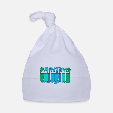Painting Painting - painting - Baby Cap