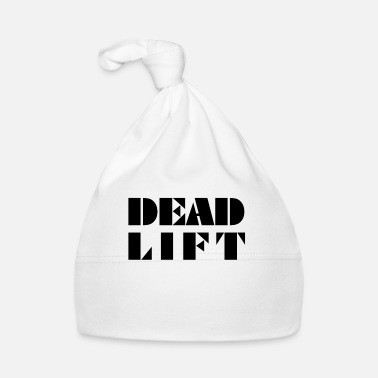 Deadlift Deadlift - Deadlift - zwart - Baby muts