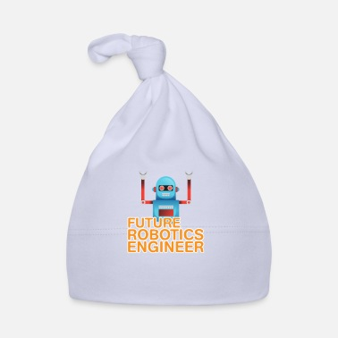 Pc Future robotics engineer - robots - Baby Cap